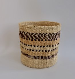 Solid Crafts Hadithi Basket M - traditional by Florah