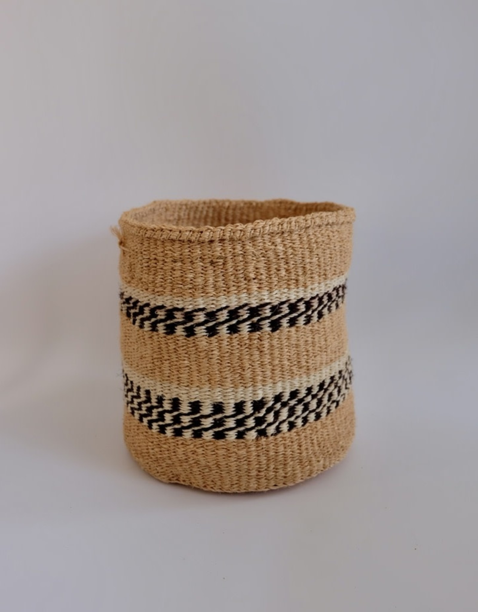 Solid Crafts Hadithi Basket M - traditional by Emily