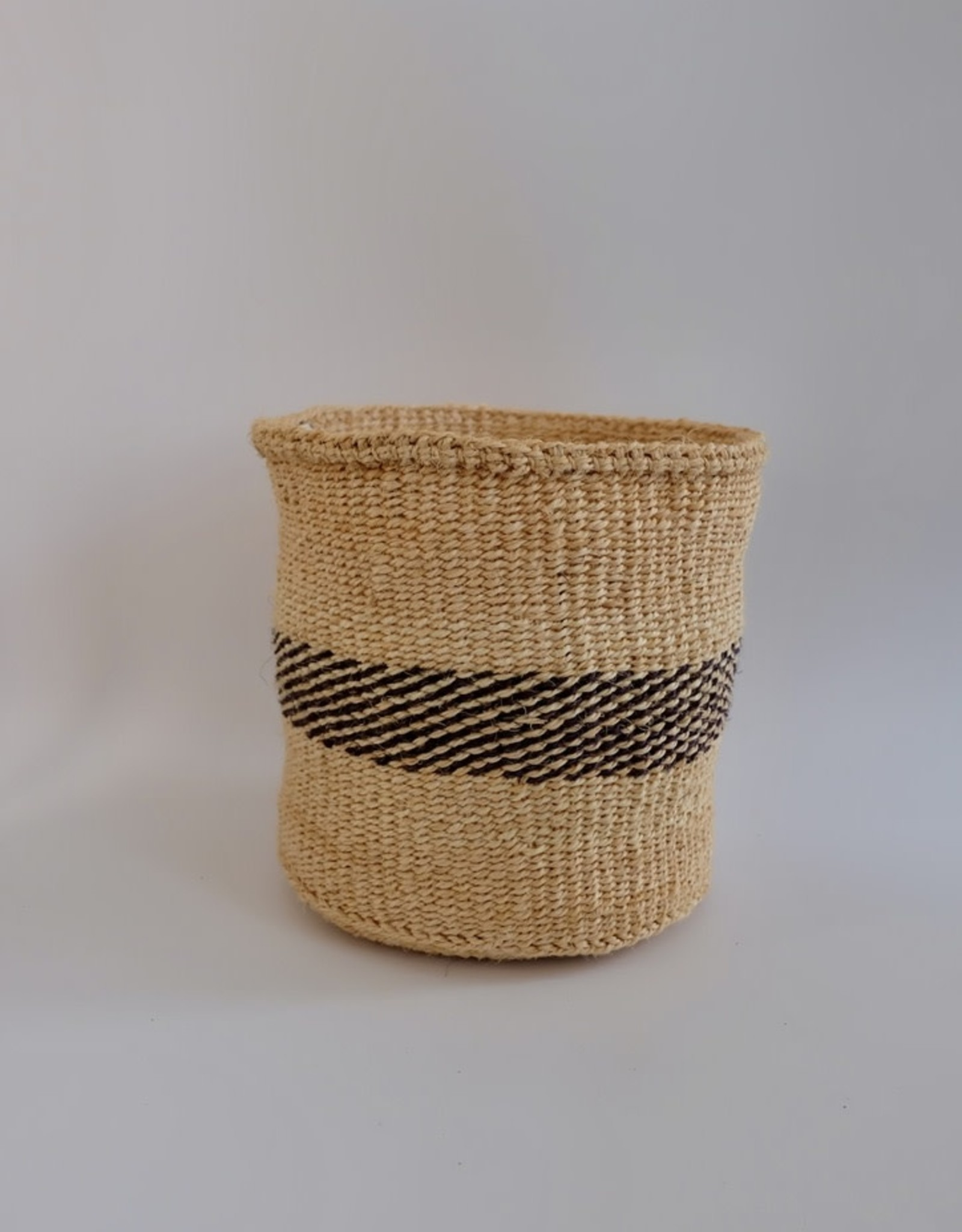 Solid Crafts Hadithi Basket M - traditional by Constance