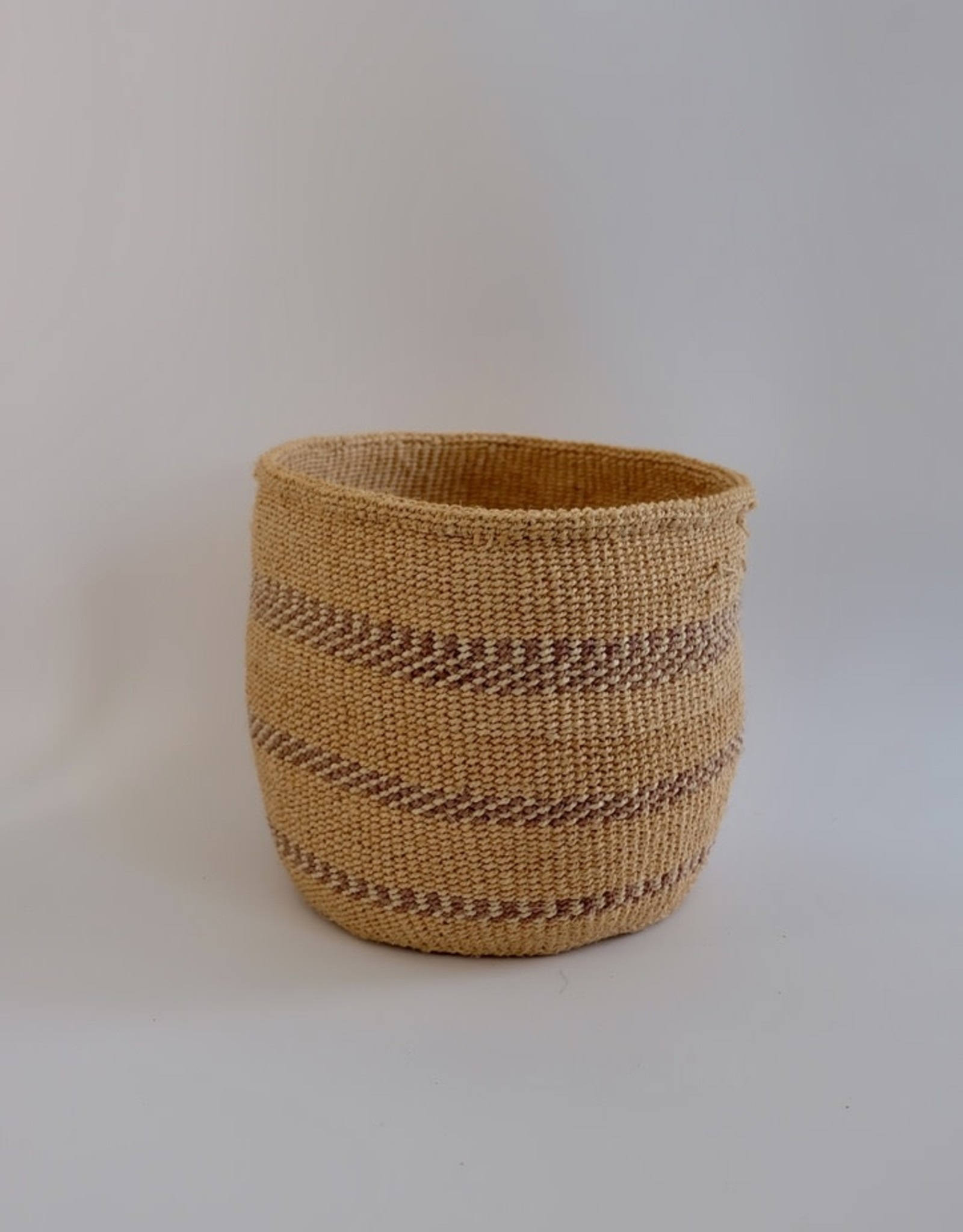 Solid Crafts Hadithi Basket M - traditional by Anna