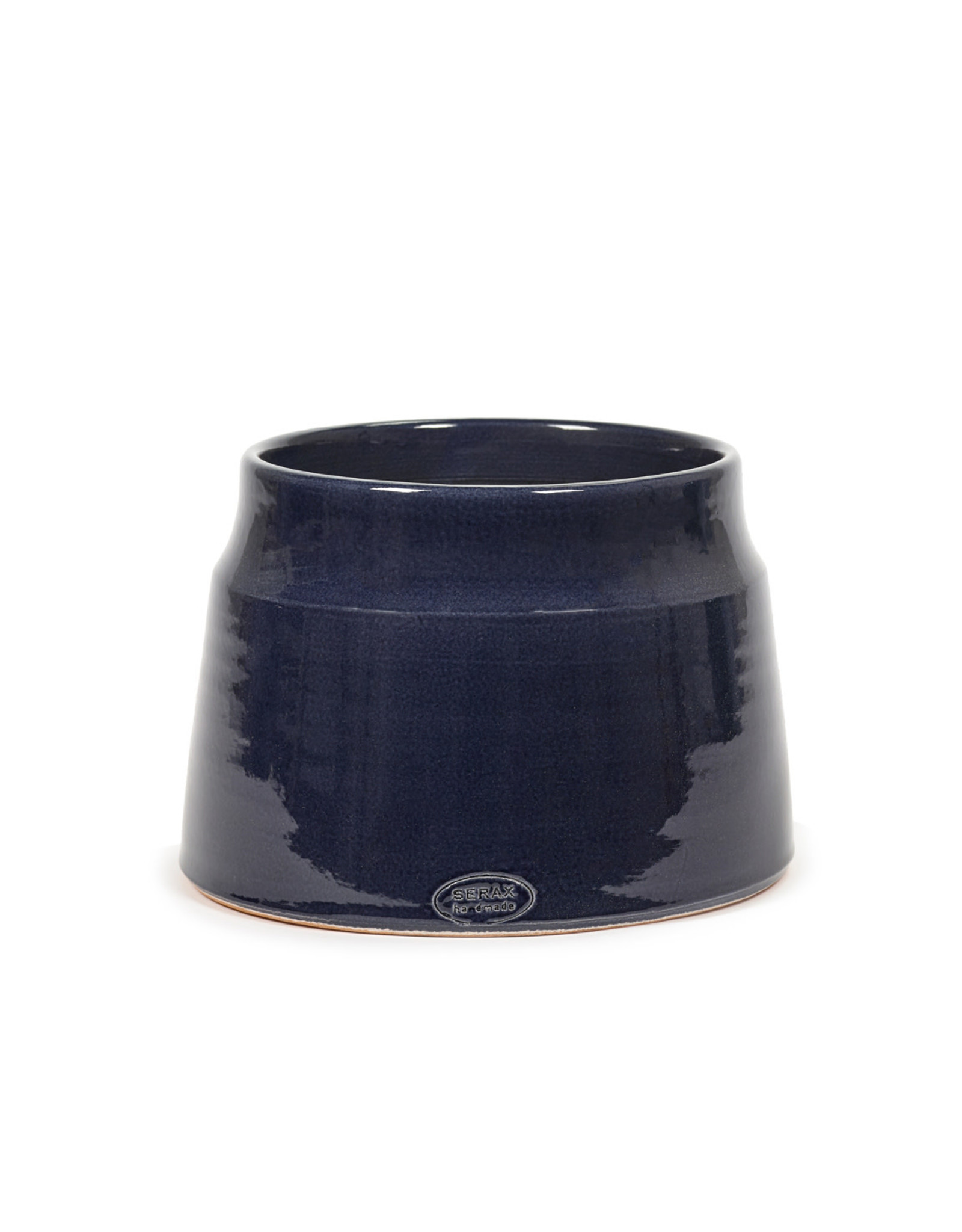serax Blue pot Ø18 h17