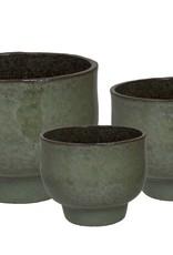 D&M Pot shade green ∅35 h32