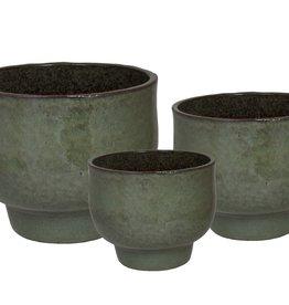 D&M Pot shade groen ∅35 h32