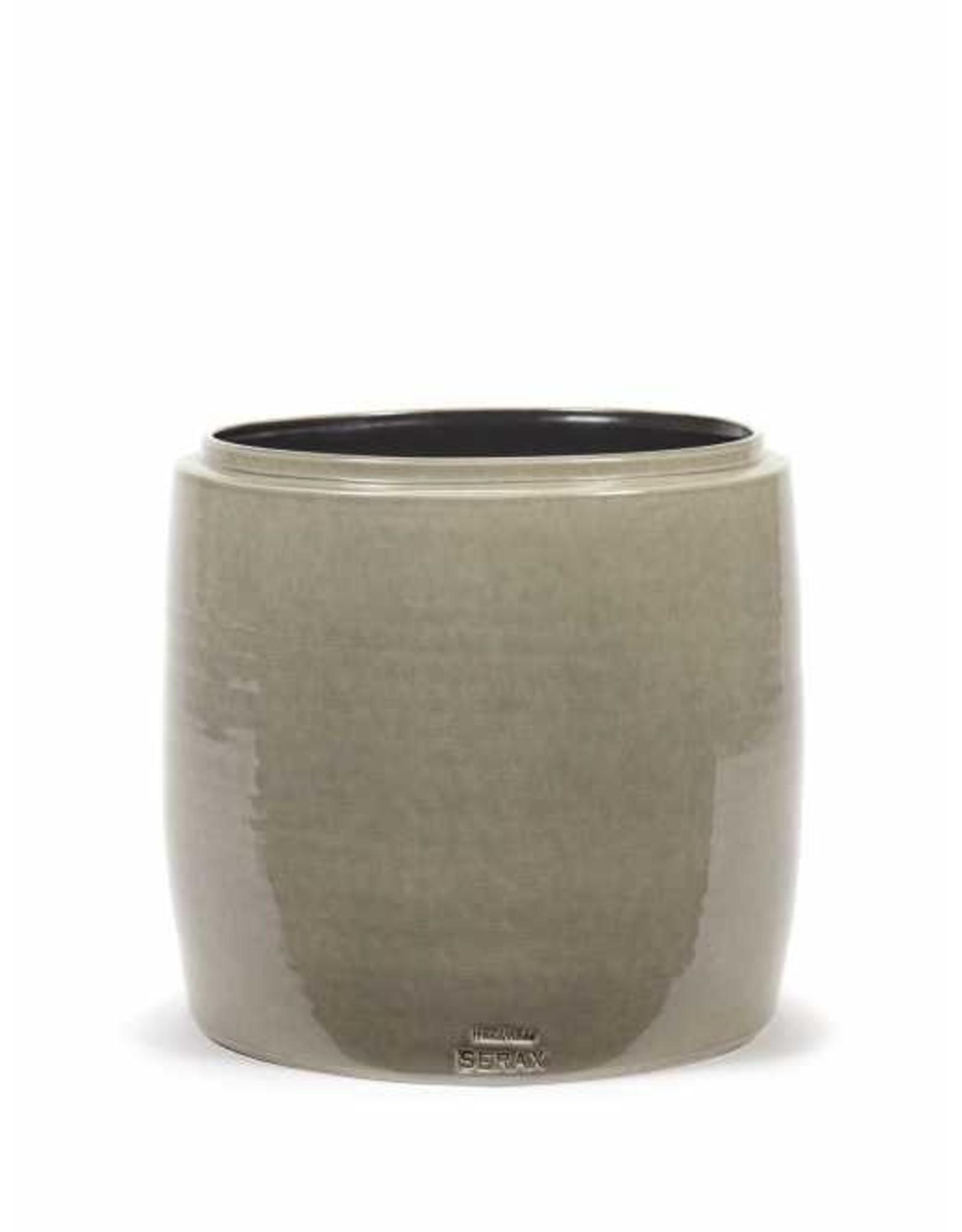 serax Grey Pot Ø27cm