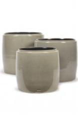serax Grey Pot Ø34 h38 cm