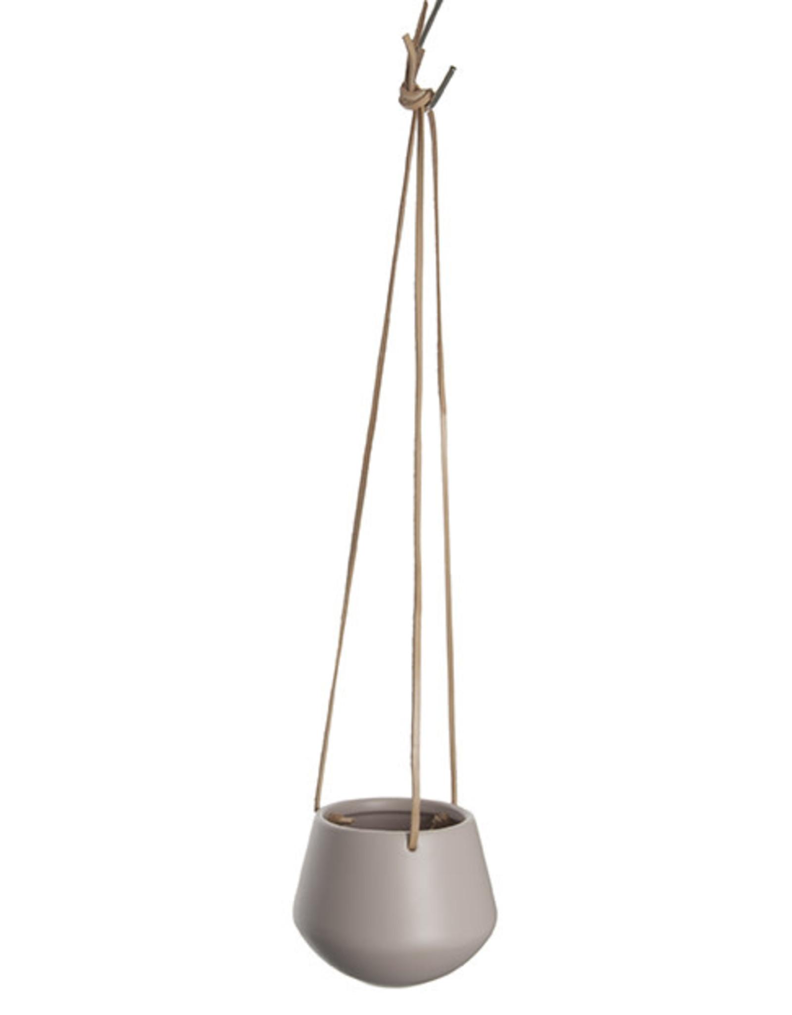 pt Skittle hanging pot Ø8.5 h9 cm - Soft pink