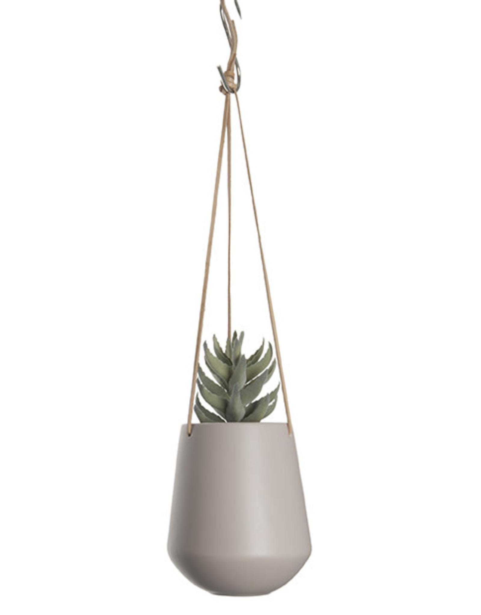pt Skittle hanging pot Ø9.5 h16 cm - Soft pink