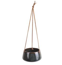 pt Pot à suspendre Unique Ø12 h8.5 cm - Vert
