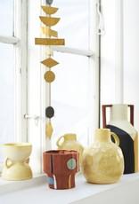 Madam Stoltz Terracotta flower pot Ø10 h11 cm - Colours