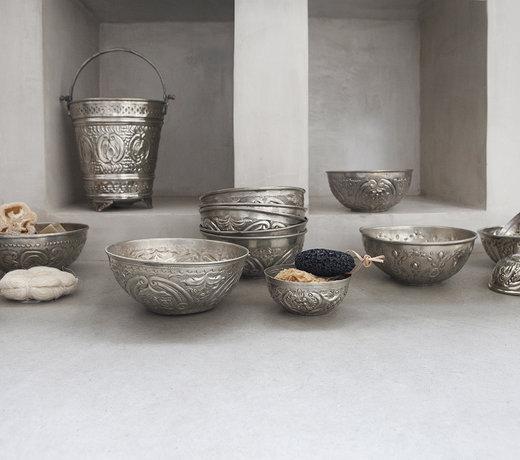 Hammam Bowls & Buckets