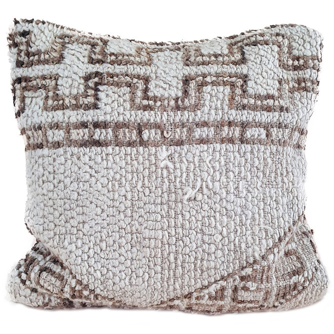 Beni Ourain Pillow Square