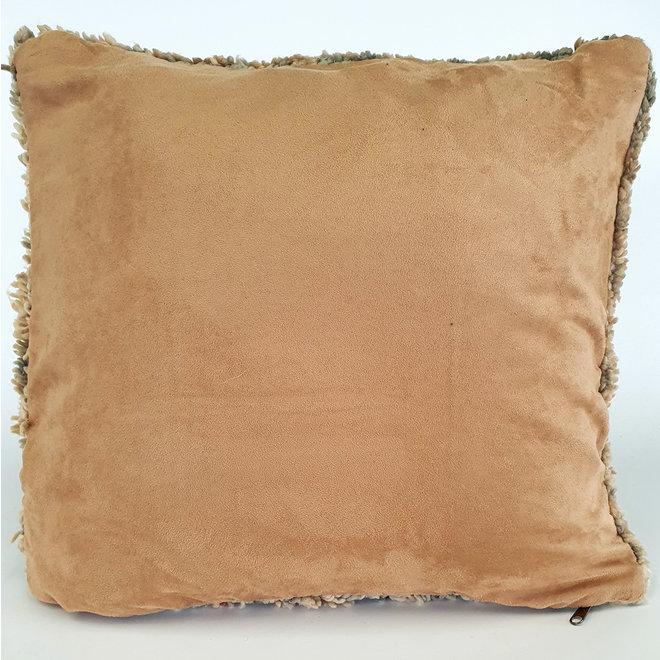 Moroccan Pillow Square