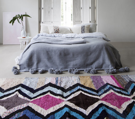 Colorful Moroccan Rugs