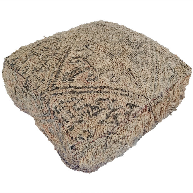 Moroccan Floor Pouffe