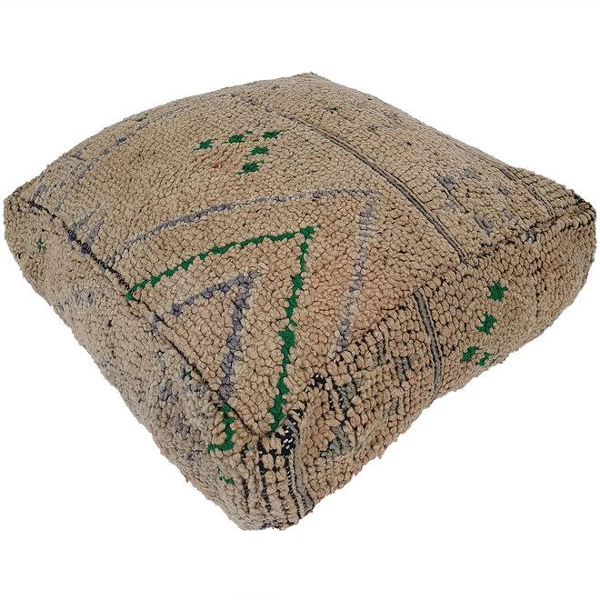 Moroccan Berber Pouf
