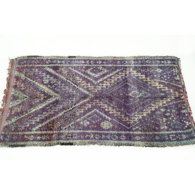 Vintage Talsint Rug from Morocco 193 x 360 cm