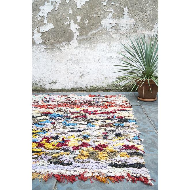 Berber Boucherouite kleed