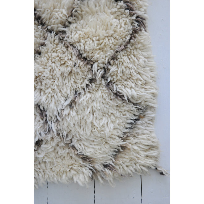 Beni Ourain Rug from Morocco 275 x 175 cm