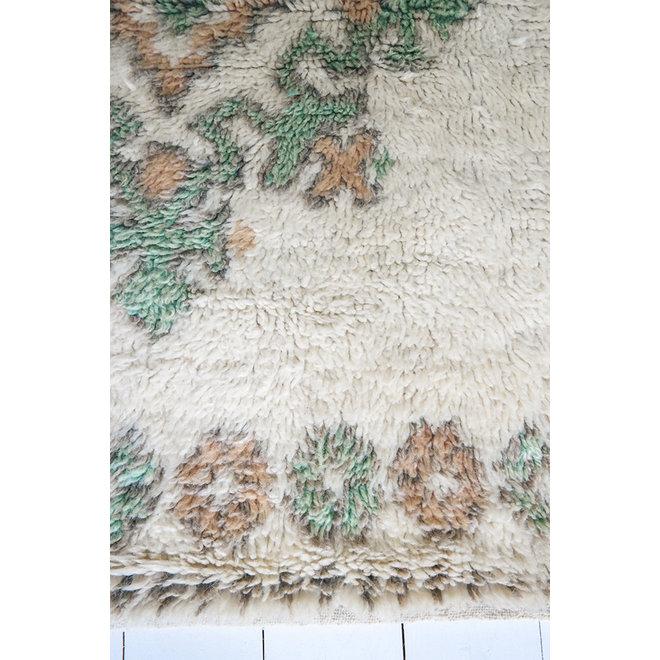Marokkaans Boujad Kleed 'Flower' 229 x 196 cm