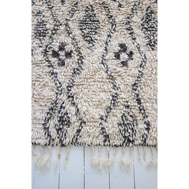 Beni Ouarain uit Marokko 260 x 154 cm