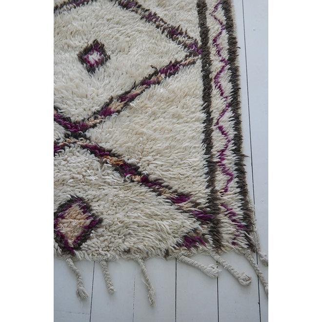 Vintage Moroccan Carpet 300 x 183 cm