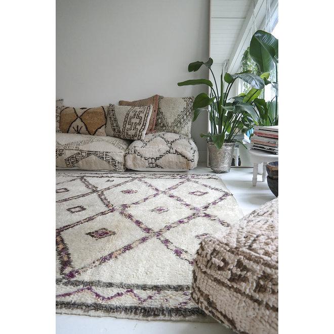 Vintage Marokkaans Vloerkleed 300 x 183 cm