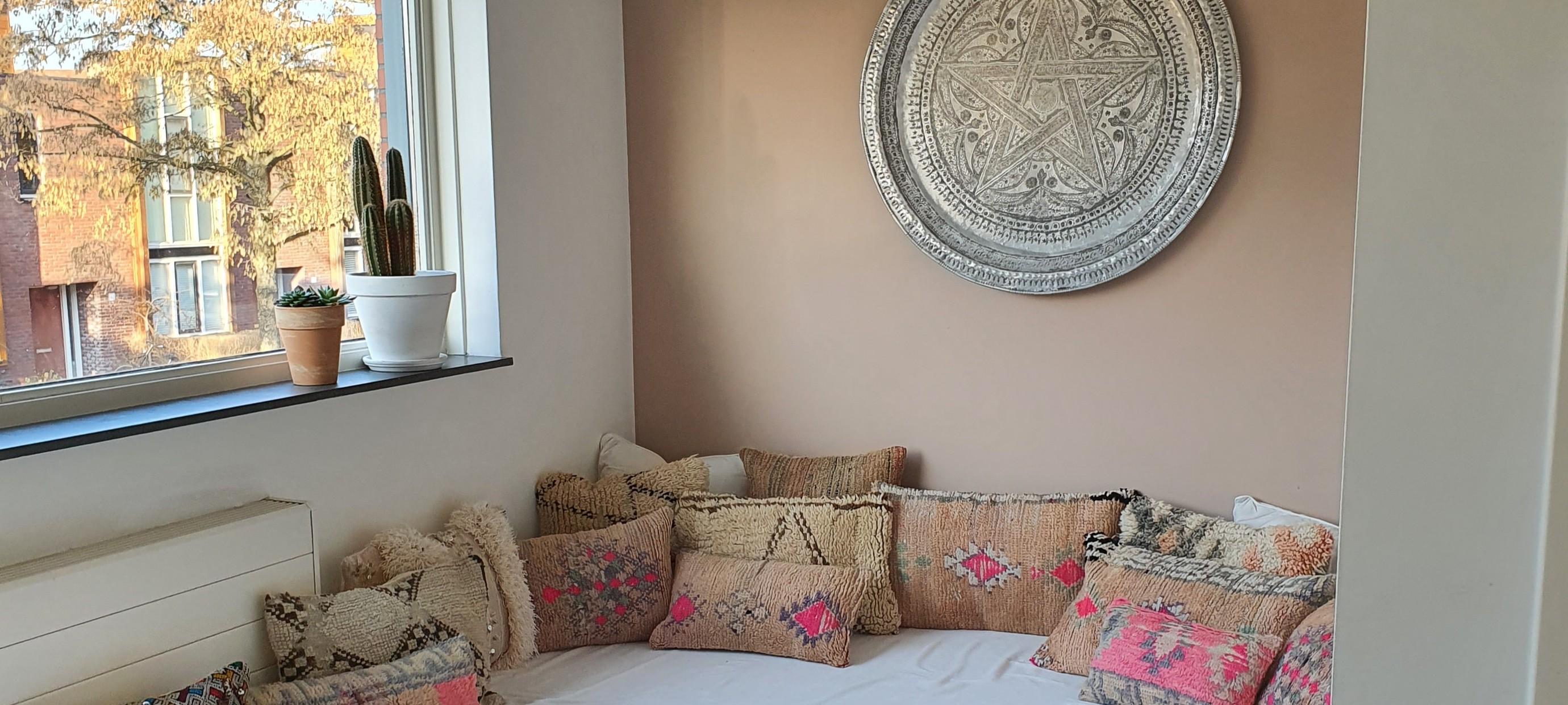 De Marokkaanse Lounge