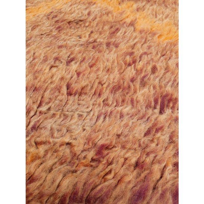 Moroccan rug 'Orange Diamond'