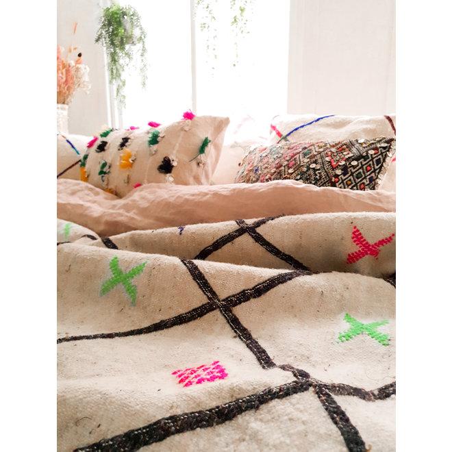 Kelim rug/ blanket 275 x 195 cm
