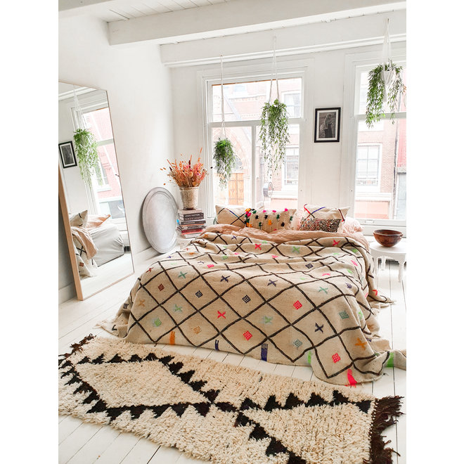 Moroccan rug 190 x 70 cm