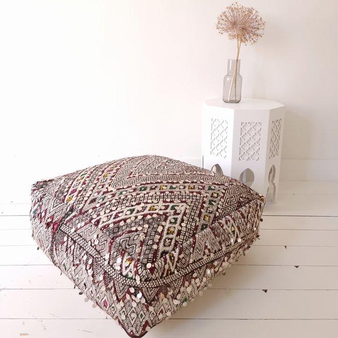 Marokkaanse Berber Poef