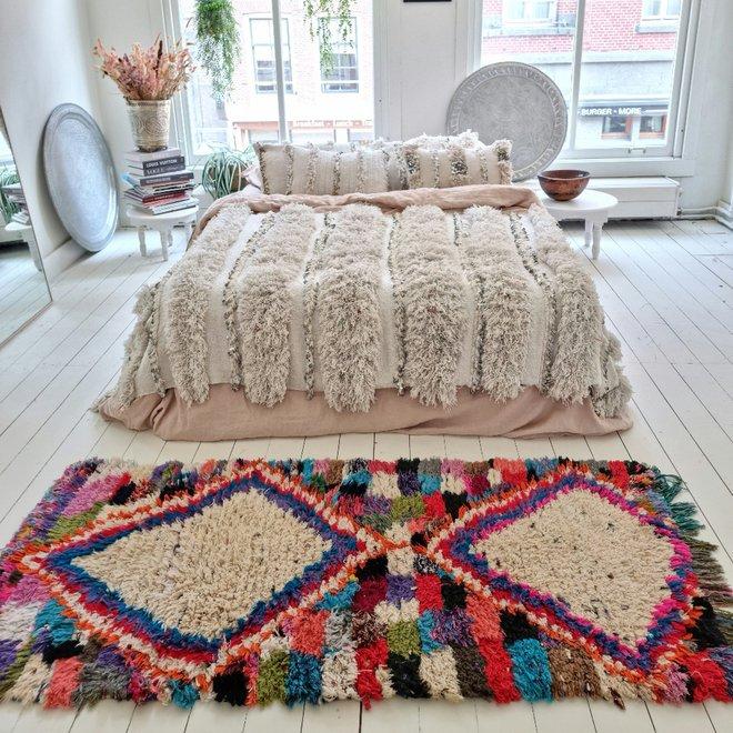 Marokkaans vloerkleedje 176 x 73 cm cm