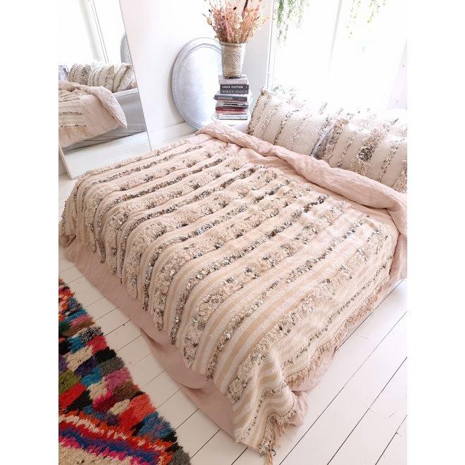 Wedding Blanket from Morocco 198 x 113 cm