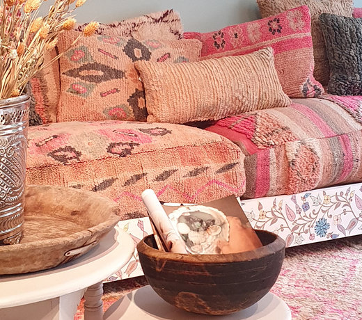 Berber Kussen | authentieke Marokkaanse Kussens