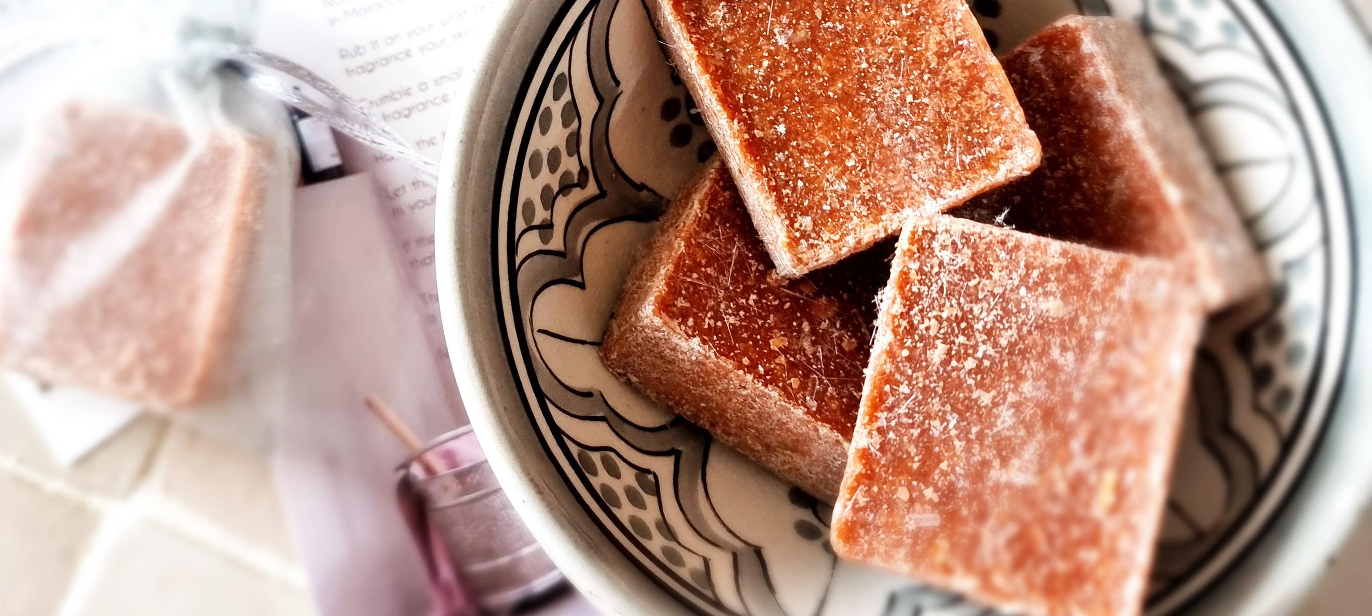 Amberblokjes, de trend uit Marokko