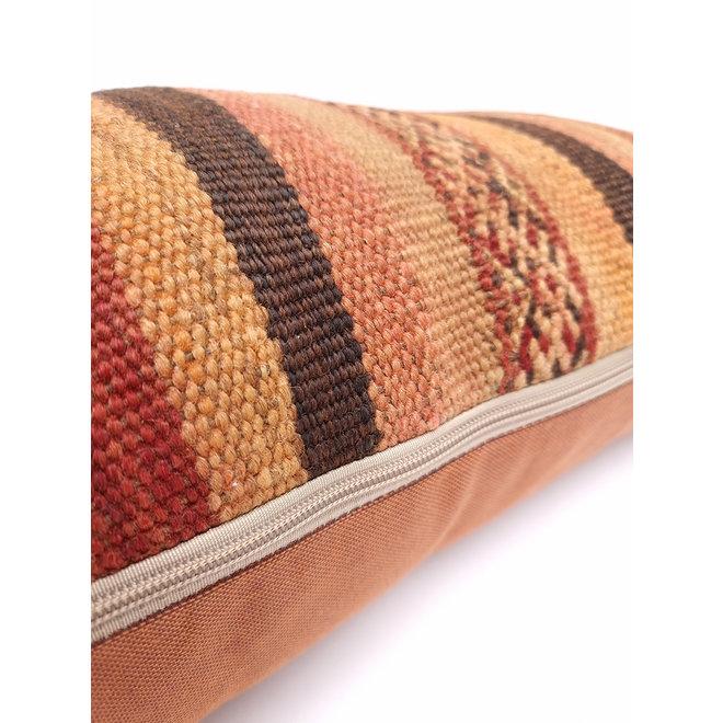 Berber Kilim Cushion striped