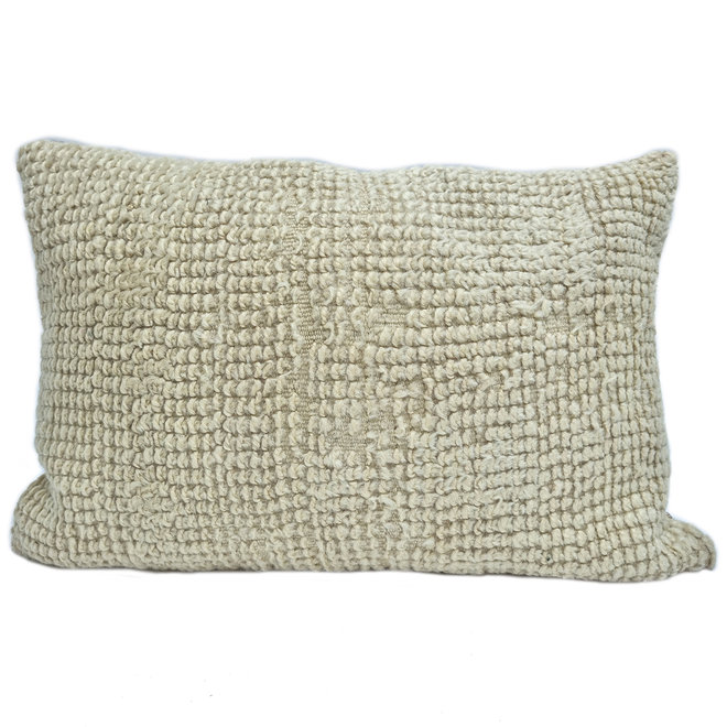 Berber Cushion cream