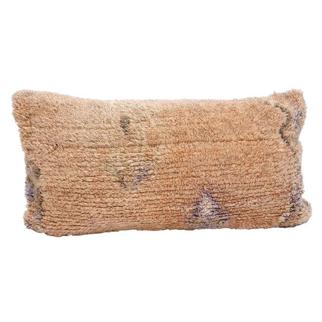 Berber Cushion from Morocco beige
