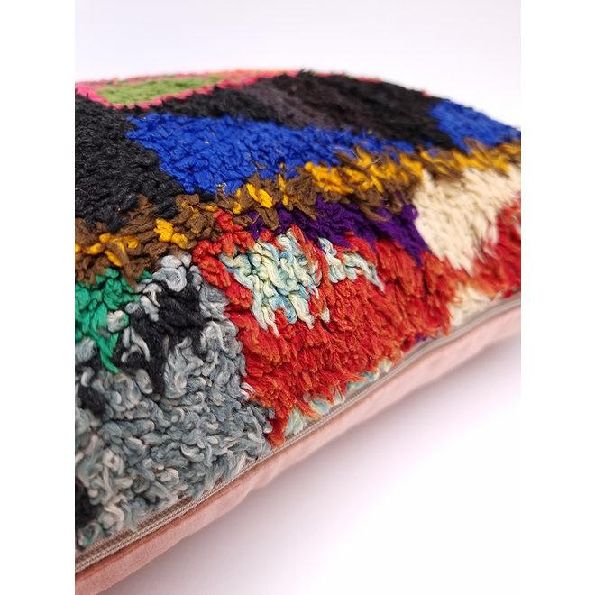 Pillow Berber Star