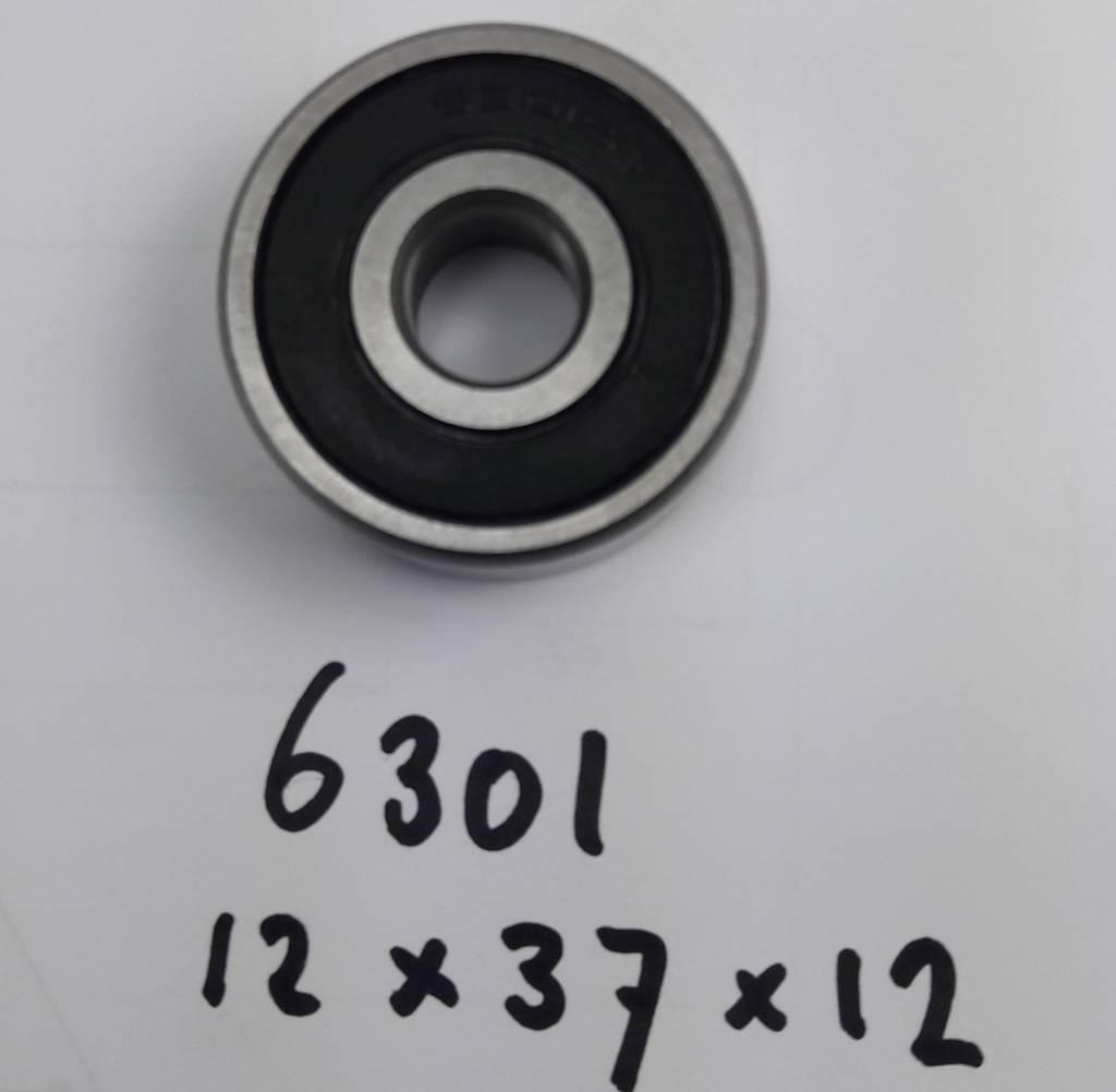 BE-6301-2RS, 12x37x12, 2 kanten afgedicht