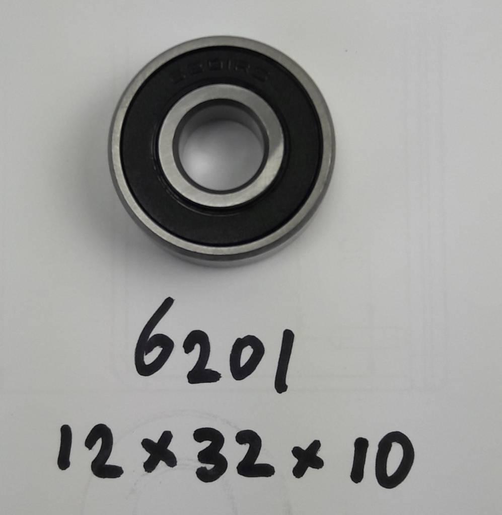 BE-6201-2RS, 12x32x10, 2 kanten afgedicht