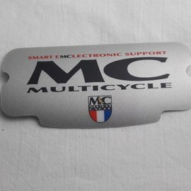 MC sticker Smart Baterij