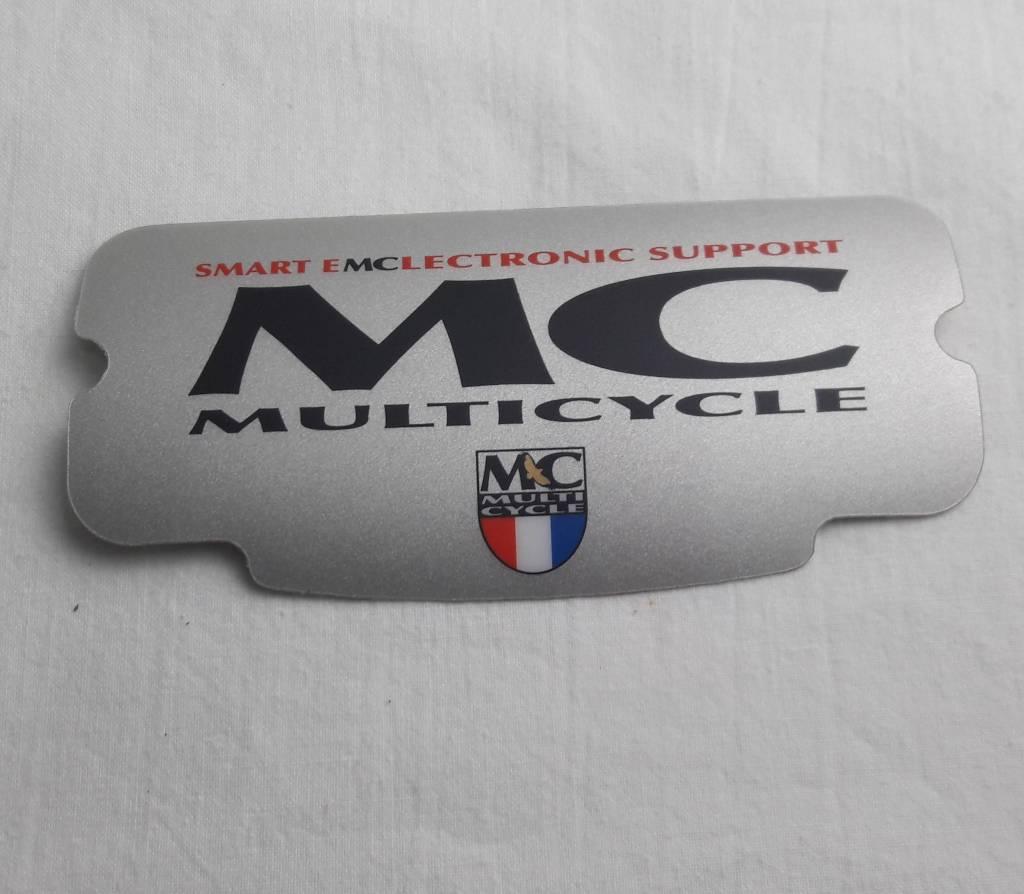 MC sticker Smart Accu