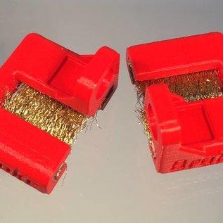 Brake Protec rood rembeschermers