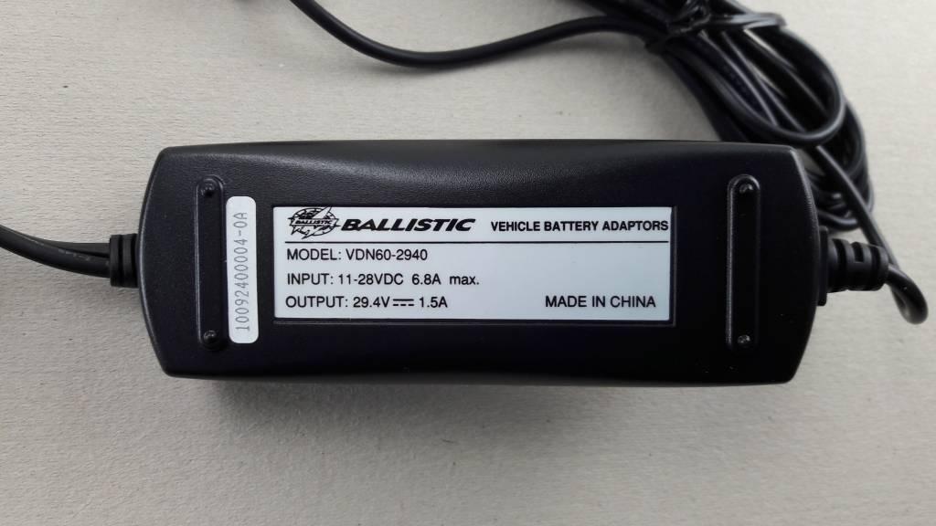ELE051; Autolader voor Move/Smart Accu