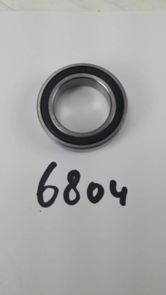 BE-6804 2RS, 2 kanten afgedicht, 20x32x7