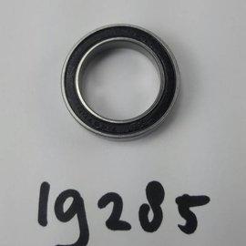 TBZ bearings 19285, 1 kant afgedicht, 19x28x5