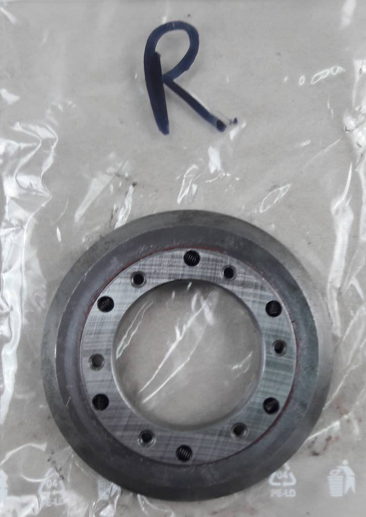 TX-FW-R 89x9; Los freewheel voor TX motor kabel rechts