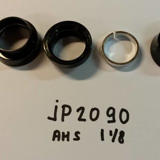 JP2090 Balhoofdstel met aanslag AHS 28,6 inpers 34mm