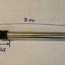 zadelpen verend 26,4 mm